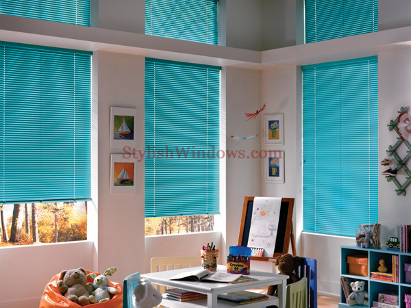 Custom Aluminum Blinds In New York City Nyc Amp Manhattan Ny